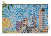 Green City In The Sun Carry-all Pouch