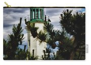 Green Copper Lantern Room On Scituate Lighthouse Carry-all Pouch
