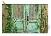 Green Cottage Doors Carry-all Pouch