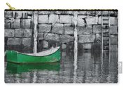Green Dinghy Floating Carry-all Pouch