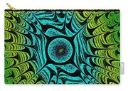 Green Dragon Eye Carry-all Pouch