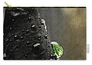 Green Droplet  Carry-all Pouch