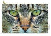 Green Eyez Carry-all Pouch