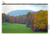 Green Field In The Fall Carry-all Pouch