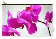 Green Field Sweetheart Orchid No 1 Carry-all Pouch