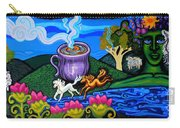 Green Goddess Coffee Carry-all Pouch