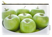 Green Granny Smith Apples Carry-all Pouch