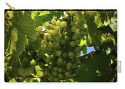 Green Grapes On The Vine Carry-all Pouch