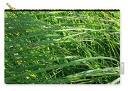 Green Grass Growing Carry-all Pouch
