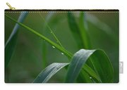 Green Grass Of Summer Carry-all Pouch