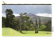 Green Green Garden And Mountain Carry-all Pouch