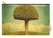 Green Growing Lullaby Carry-all Pouch