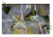 Green Hearts Beat Carry-all Pouch