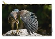 Green Heron Pictures 382 Carry-all Pouch