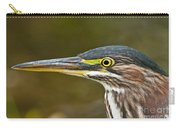 Green Heron Pictures 548 Carry-all Pouch