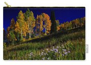 Green Hills Of Earth Carry-all Pouch