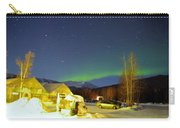 Green Lady Dancing 34 Carry-all Pouch