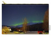 Green Lady Dancing 35 Carry-all Pouch