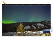 Green Lady Dancing 42 Carry-all Pouch
