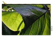 Green Leaf I Carry-all Pouch