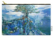 Green Mountain Tree Carry-all Pouch