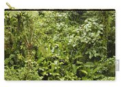 Green On Green Carry-all Pouch