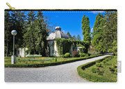 Green Park In Daruvar With Old Thremae Carry-all Pouch