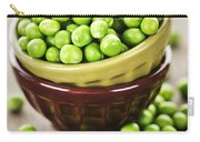 Green Peas Carry-all Pouch