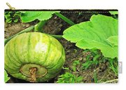 Green Pumpkin Carry-all Pouch