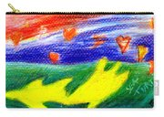 Green Sean Turtles Carry-all Pouch