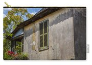 Green Shutters Stucco Walls St Augustine Carry-all Pouch