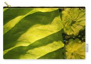 Green Silk 02 Carry-all Pouch