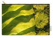 Green Silk 03 Carry-all Pouch