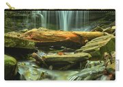 Green Spring Cascades Carry-all Pouch