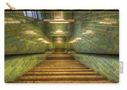 Green Stairs Carry-all Pouch