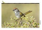 Green-tailed Towhee Carry-all Pouch