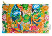 Green Tara 12 Carry-all Pouch