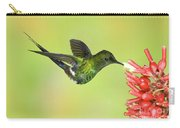 Green Thorntail Hummingbird Carry-all Pouch