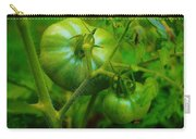 Green Tomatos Carry-all Pouch