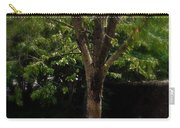 Green Tree In Park Carry-all Pouch
