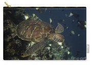 Hawksbill Turtle Carry-all Pouch