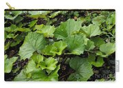 Green Vine Carry-all Pouch