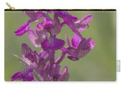 Green-winged Orchid Carry-all Pouch