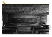 Greenbrier School Circa 1882 Carry-all Pouch