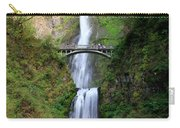 Greenery Of Multnomah Falls Carry-all Pouch