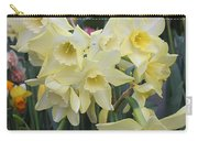 Greenhouse Daffodils Carry-all Pouch