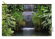 Greenhouse Garden Waterfall Carry-all Pouch