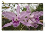 Greenhouse Ruffly Orchids Carry-all Pouch