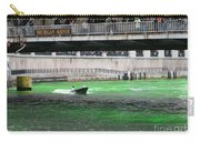 Greening The Chicago River Carry-all Pouch