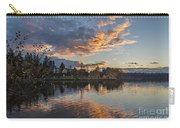 Greenlake Autumn Sunset Carry-all Pouch